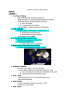 ANSC 41 - Study Guide