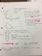 PHYS 2054 - Study Guide