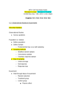 ACCT 129 - Study Guide