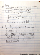 MA 408 - Class Notes - Week 14