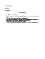 MUS 165 - Study Guide