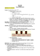 1051 - Study Guide