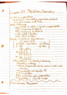 SPED 3060 - Class Notes - Week 15