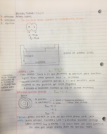 UO - CHEM 222 - Class Notes - Week 1