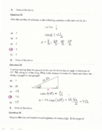 MATH 1431 - Class Notes - Week 1