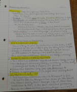 HPHY 2520 - Class Notes - Week 1