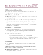 What should a market do to be perfectly competitive?
