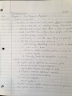 MICROECON 003 - Class Notes - Week 1
