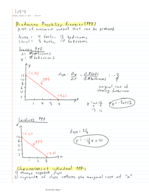 ECON 251 - Class Notes - Week 2