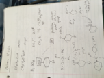 What symbol is used to represent carbonyl compounds?