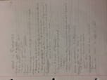 ECON 2005 - Class Notes - Week 1
