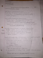 NCS - PSY 311 - Class Notes - Week 1