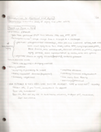 PSY 358 - Class Notes - Week 1