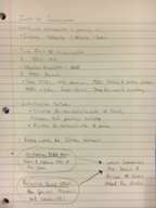 UH - INTB  3355 - Class Notes - Week 2