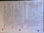 CHM 1045 - Class Notes - Week 1