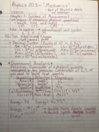What is dimensional analysis in Physics?
