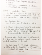 ECON 1500 - Class Notes - Week 2