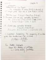 ECON 1500 - Class Notes - Week 3
