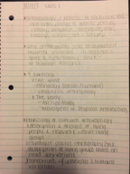 Anth 21905 - Class Notes - Week 1