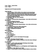 PSY 115 - Study Guide