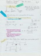 The Victoria College - MATH 1342 - Class Notes - Week 3
