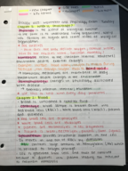 BSC 1005 - Study Guide