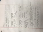 CHE 102 - Class Notes - Week 2