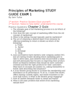 MSU - ISE 2013 - Study Guide - Midterm