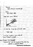 CSU - MATH 141 - Class Notes - Week 2