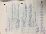 ECON 001 - Class Notes - Week 2