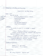 ECON 1020 - Class Notes - Week 1