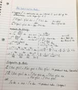 MATH 205 - Class Notes - Week 4