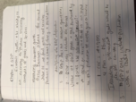 ECO 2013 - Class Notes - Week 5