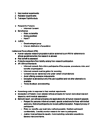 UIC - PSYCH 242 - Class Notes - Week 4