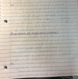 CHEM 1040 - Class Notes - Week 5