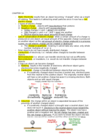 PHYS 102 - Study Guide