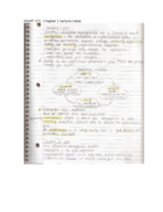 MGMT 371 - Class Notes - Week 1
