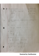 MATH 205 - Class Notes - Week 1