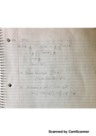 MATH 205 - Class Notes - Week 2