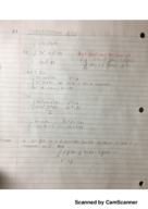 MATH 205 - Class Notes - Week 3