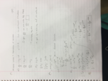 MA 16020 - Class Notes - Week 4