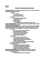 AU - MGMT 201 - Class Notes - Week 2