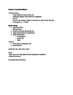 OleMiss - COMM 101 - Study Guide - Midterm