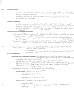 MGMT 3610 - Class Notes - Week 6