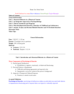PS 371 - Study Guide
