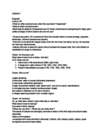 IU - AMST 100 - Class Notes - Week 7
