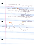 CHM 231 - Class Notes - Week 7