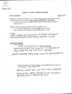 ECON 110 - Class Notes - Week 6