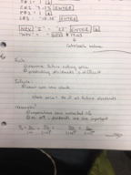 ECON 3000 - Class Notes - Week 7