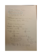 CHM 2046 - Class Notes - Week 1